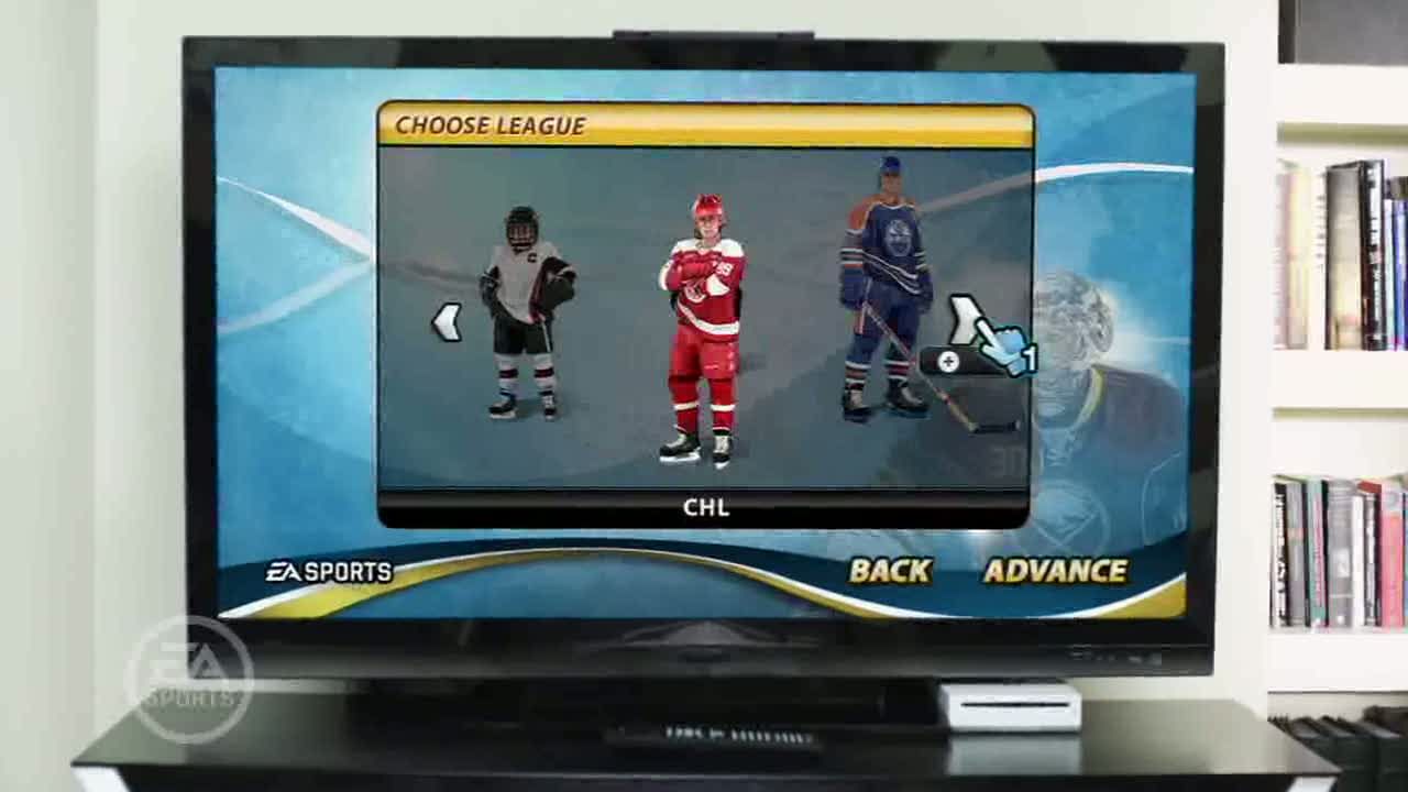 NHL Slapshot  Videos and Trailers