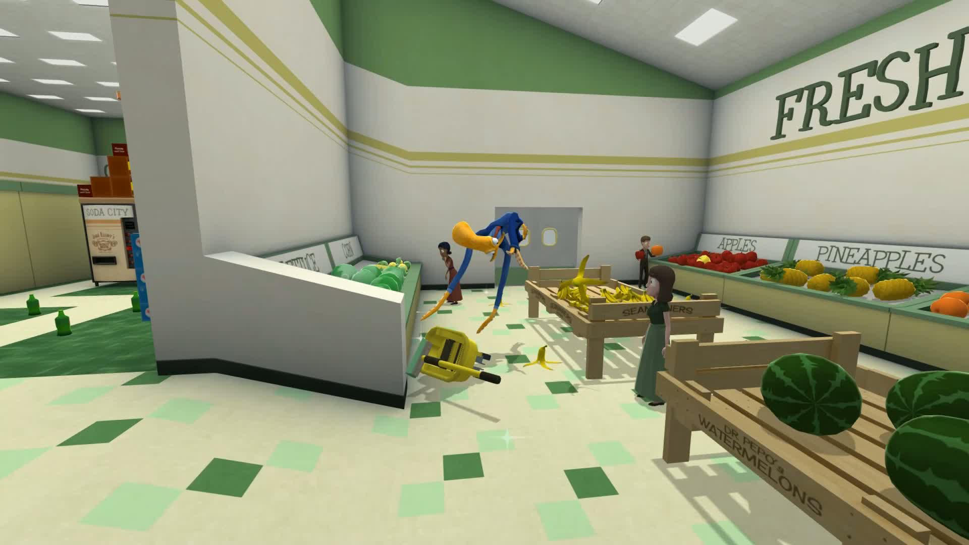 Octodad: Dadliest Catch  Videos and Trailers