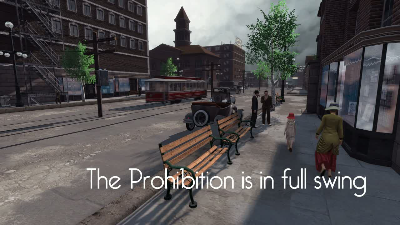 Omerta: City of Gangsters  Videos and Trailers