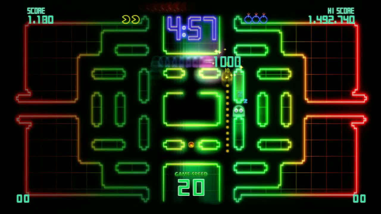 Pac-Man Champion's Edition DX  Videos and Trailers
