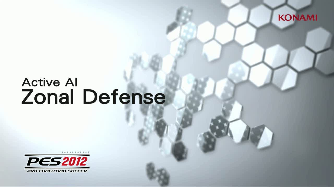 Active AI Video - Zonal Defense | PES 2012