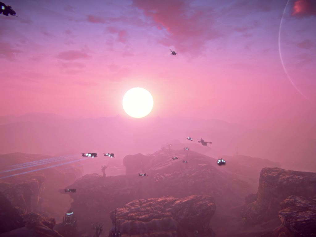 'Air Combat' Gameplay Video | PlanetSide 2