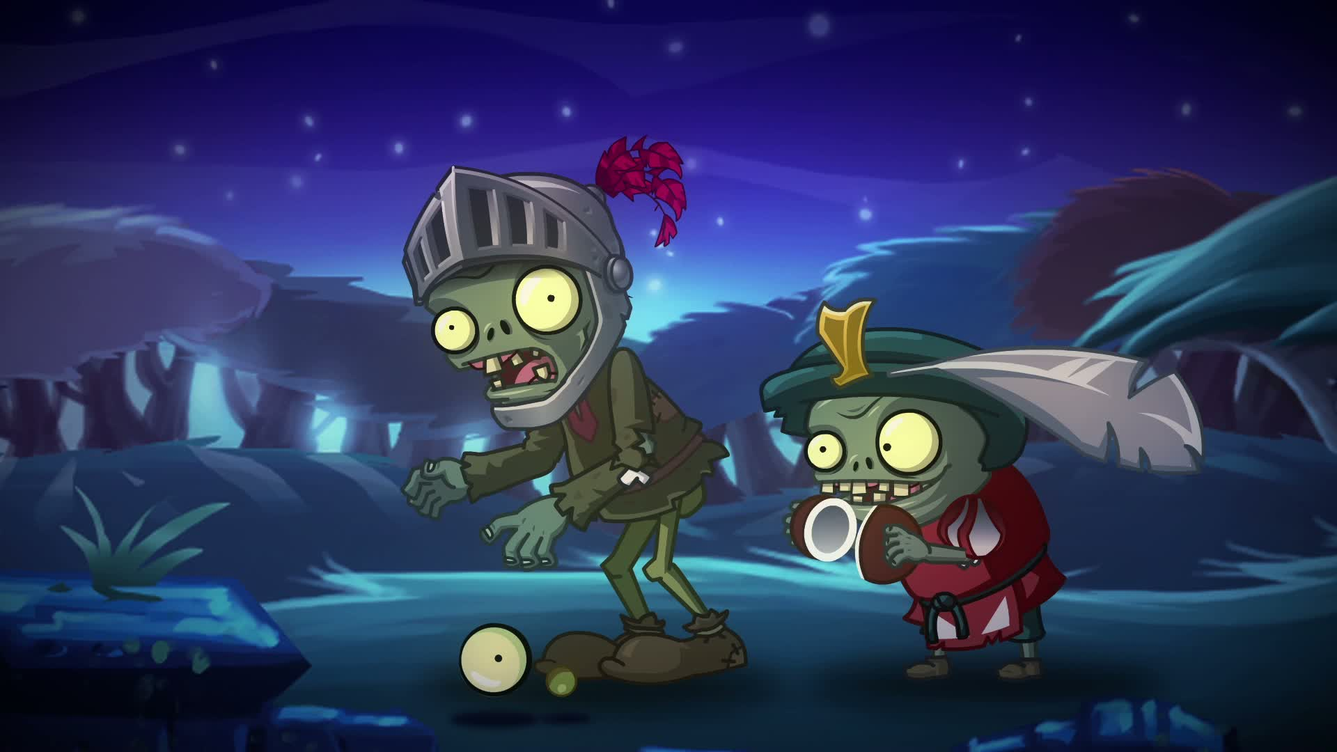 Plants Vs Zombies 2  Videos and Trailers