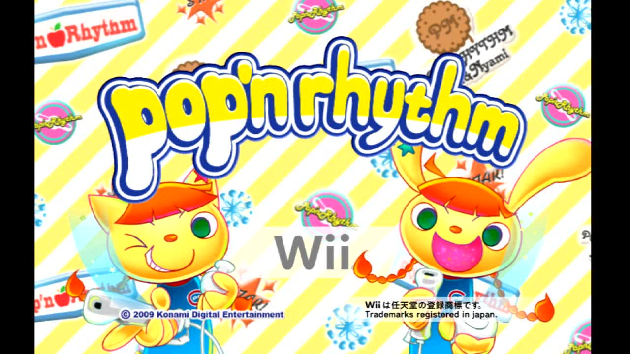 Pop n Rhythm  Videos and Trailers