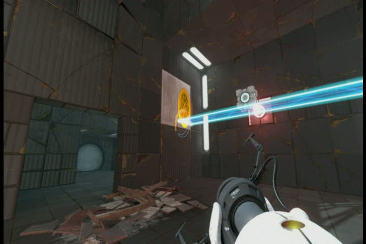 CHAPTER 3: The Return - Puzzle 17 | Portal 2