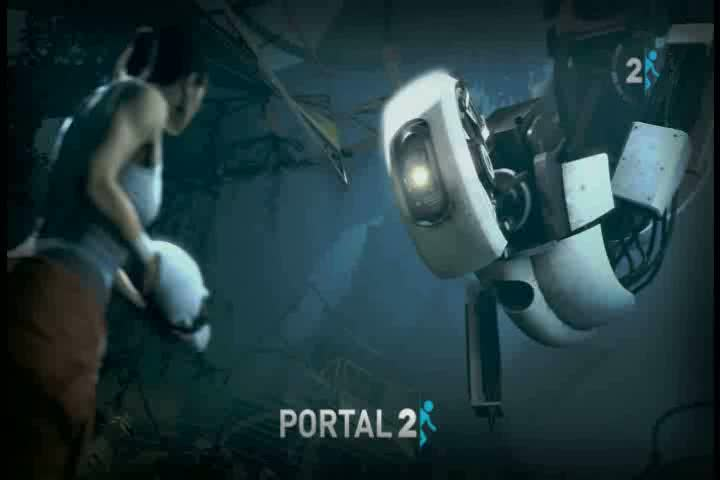 CHAPTER 7: The Reunion - Beta Puzzle 1 | Portal 2