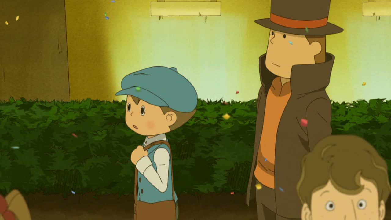 Teaser Trailer | Professor Layton and the Mask of Miracle