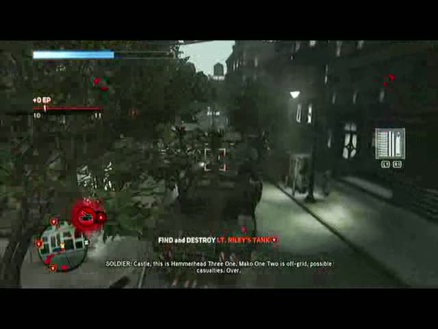 Taking the Castle | Prototype 2
