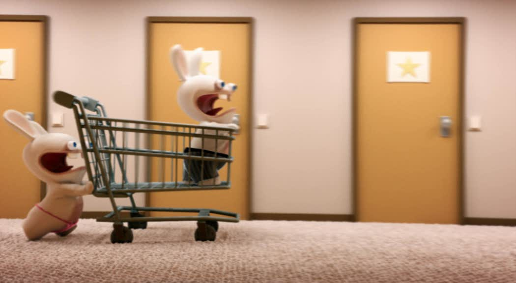 Rabbids Go Home  Videos and Trailers