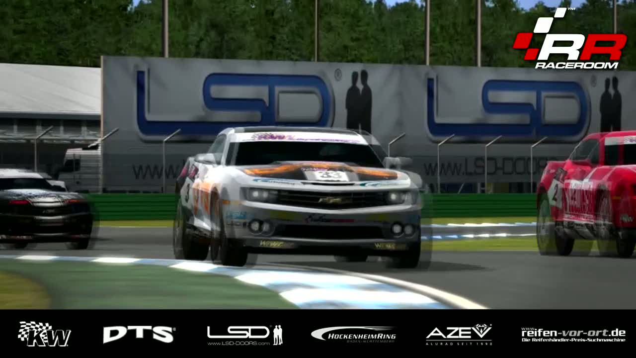 Race Room Online  Videos and Trailers