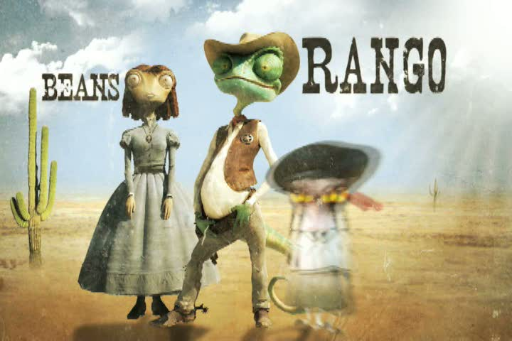 Intro the game | Rango: The World