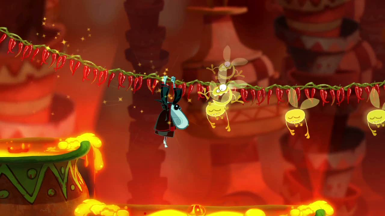 Rayman Origins  Videos and Trailers
