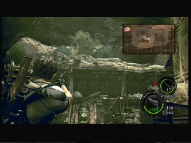 4-1: Caves - Labyrinth | Resident Evil 5