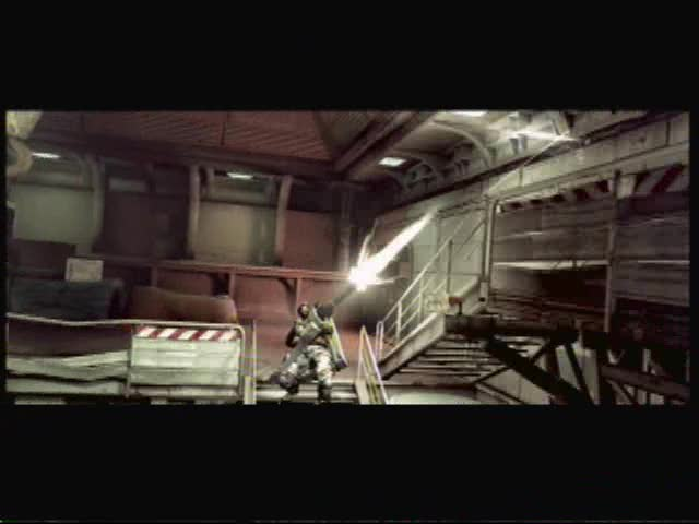 6-1: Ship Deck - Gatling Gun | Resident Evil 5