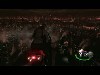 Jake and Sherry: Chapter 4 - Jake Bike 1 | Resident Evil 6