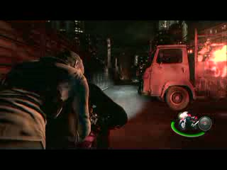 Jake and Sherry: Chapter 4 - Sherry Bike 2 | Resident Evil 6