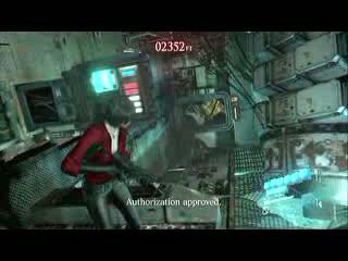 Ada Chapter 1 - Escape   Resident Evil 6