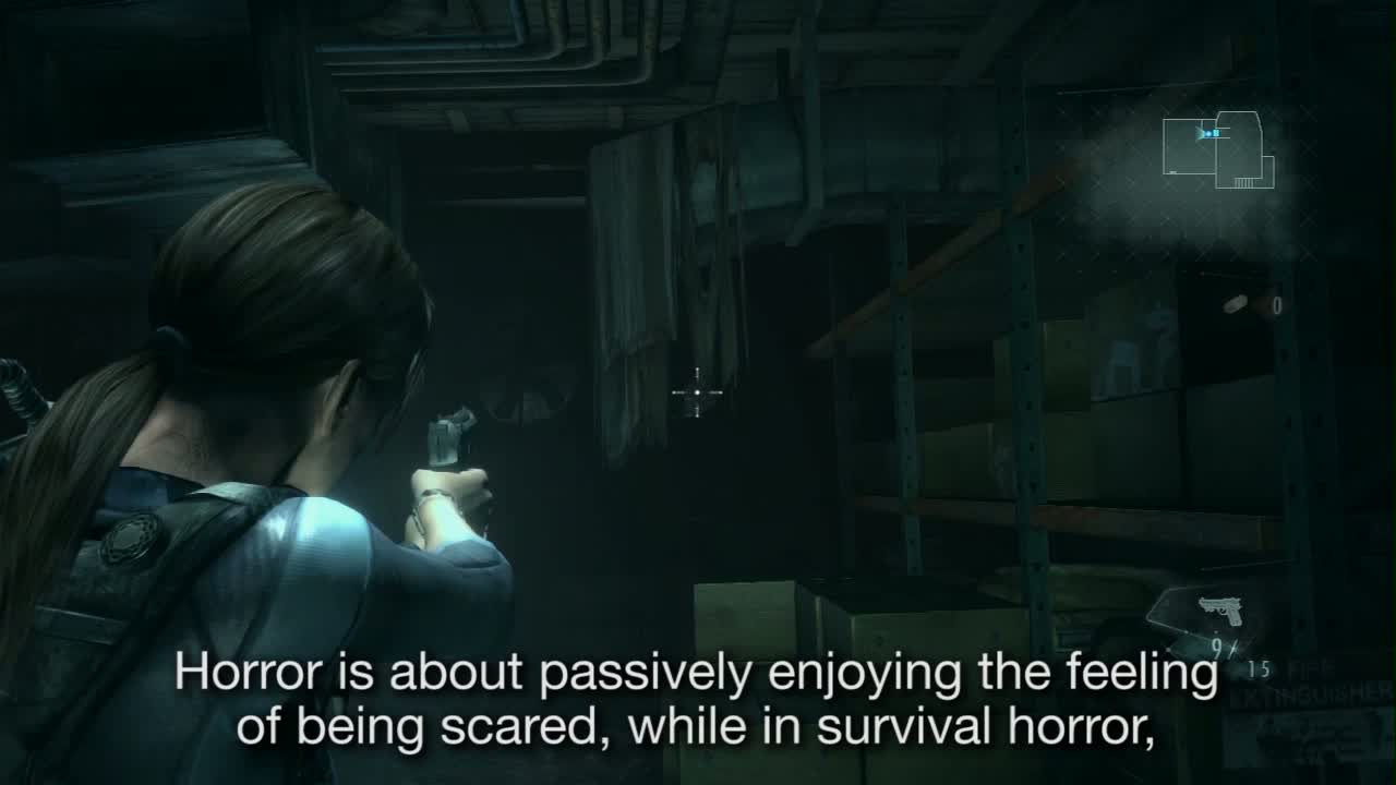Developer Diary Video: 'Mystery' | Resident Evil: Revelations
