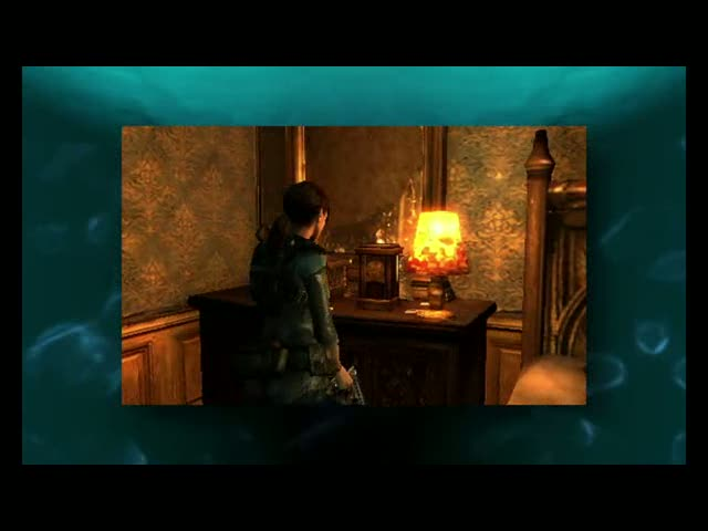 'Onboard the Ship' Gameplay Video #1 | Resident Evil: Revelations