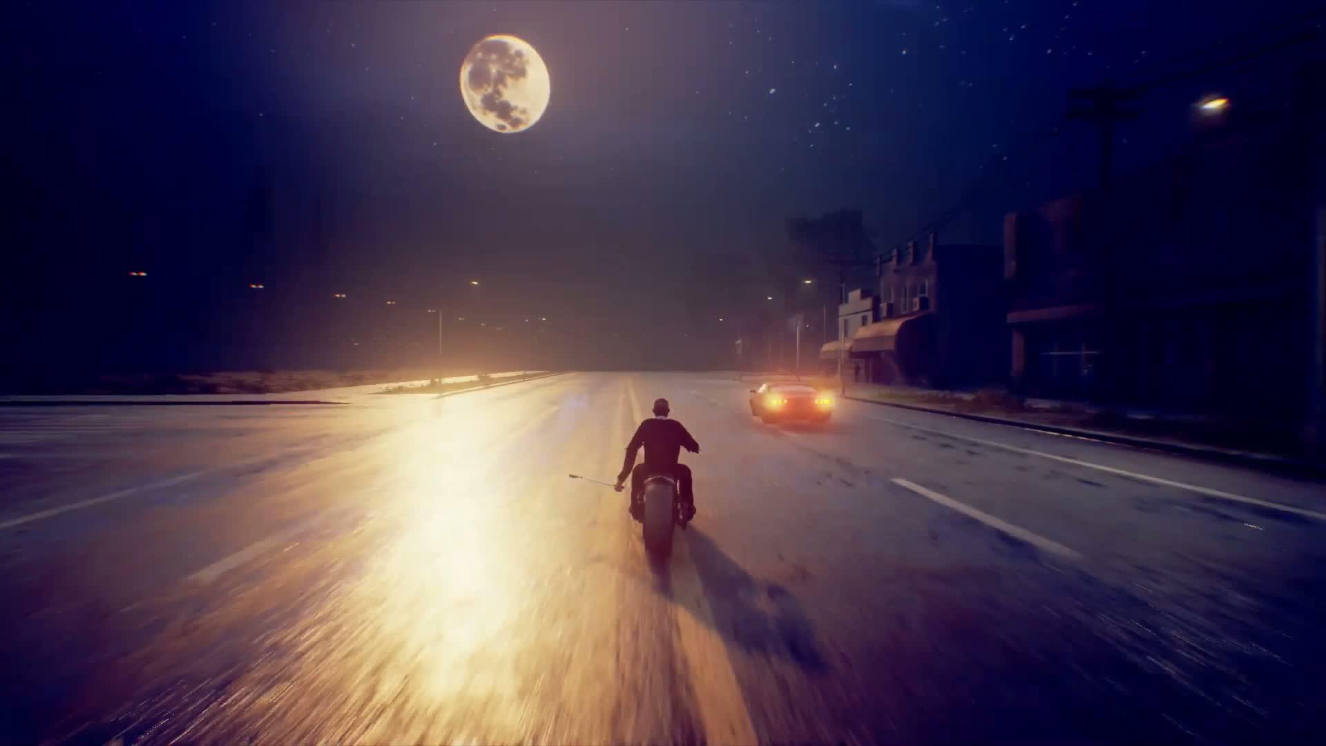 Open world video. | Road Rage