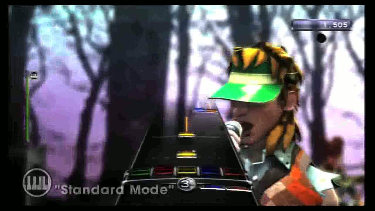 Keyboard gameplay video | Rock Band 3