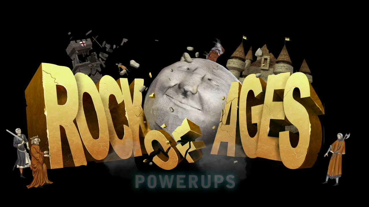 Power-ups Video | Rock of Ages