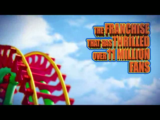 Trailer | Rollercoaster Tycoon 3D