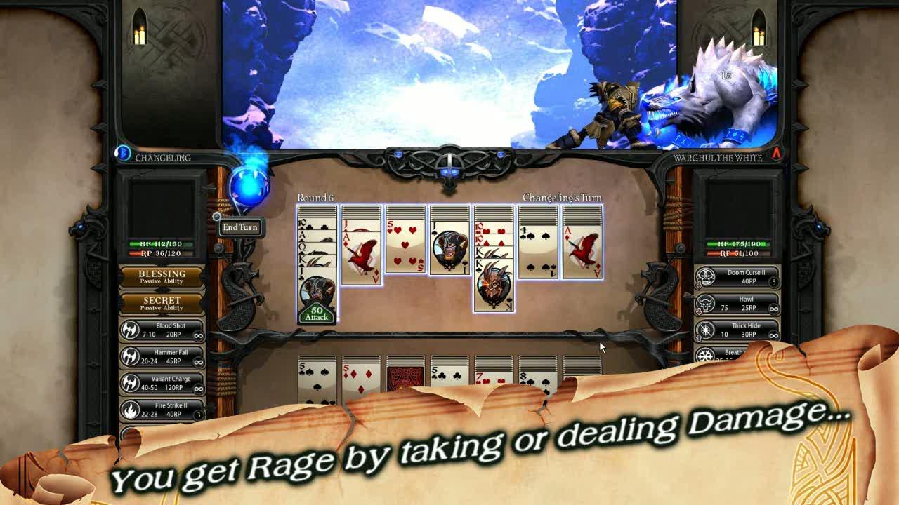 Power Cards Video | Runespell: Overture