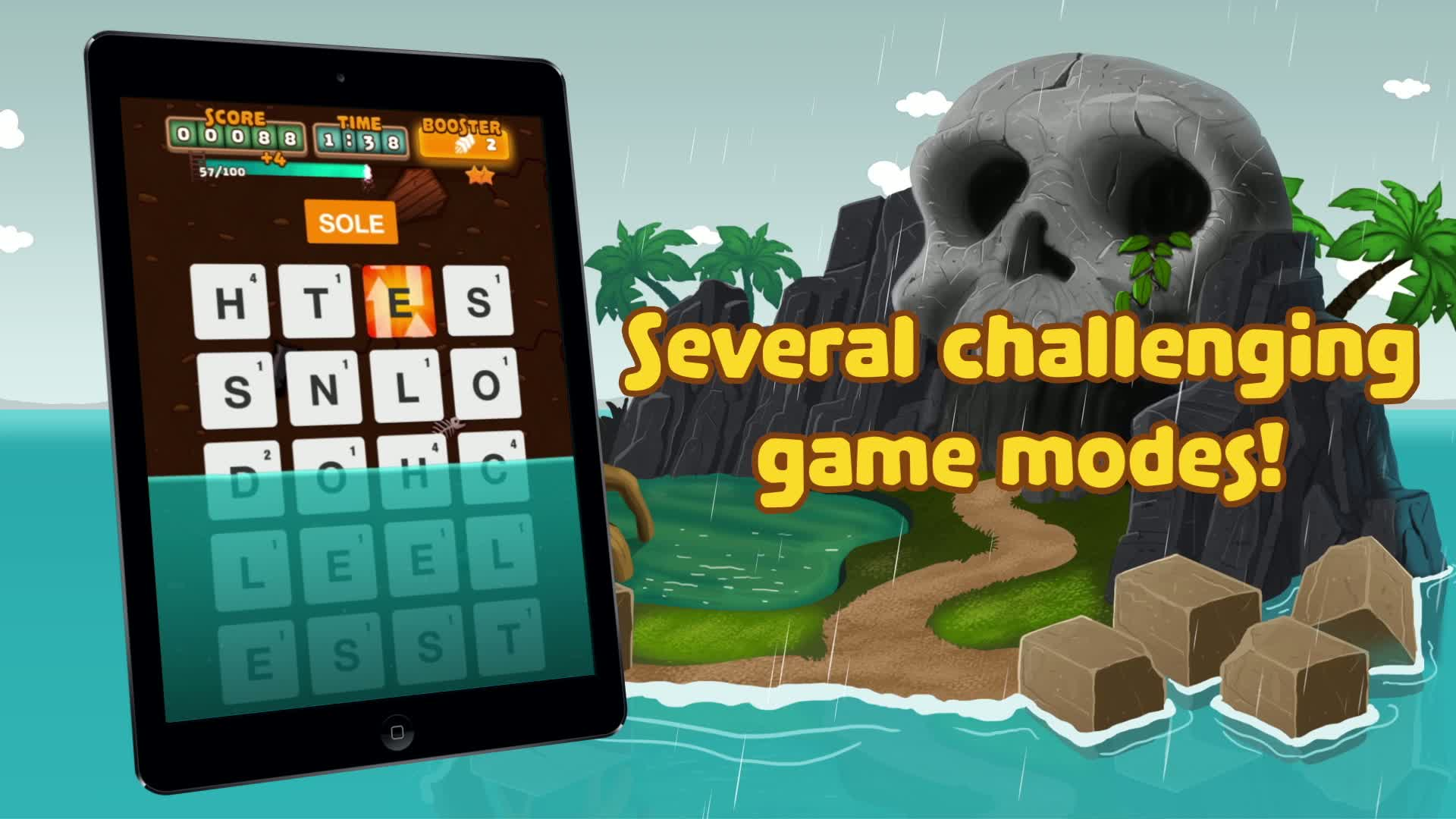 Ruzzle Adventure  Videos and Trailers
