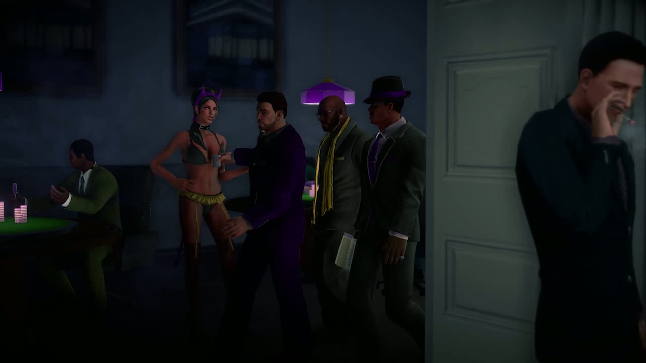 E3 Demo Walkthrough | Saints Row IV