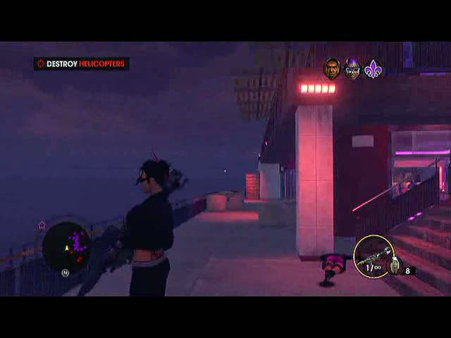 Shaundi  Trojan Whores | Saints Row The Third