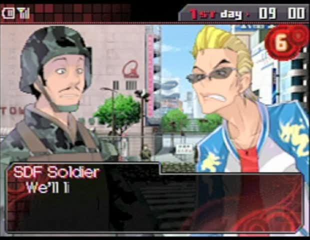 Character Clip - Kaido | Shin Megami Tensei: Devil Survivor
