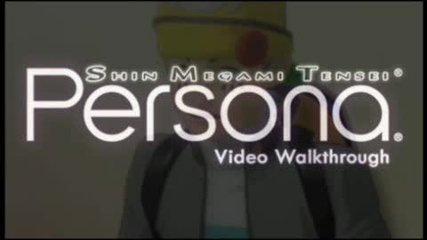 PSP version Video Walkthrough | Shin Megami Tensei: Persona