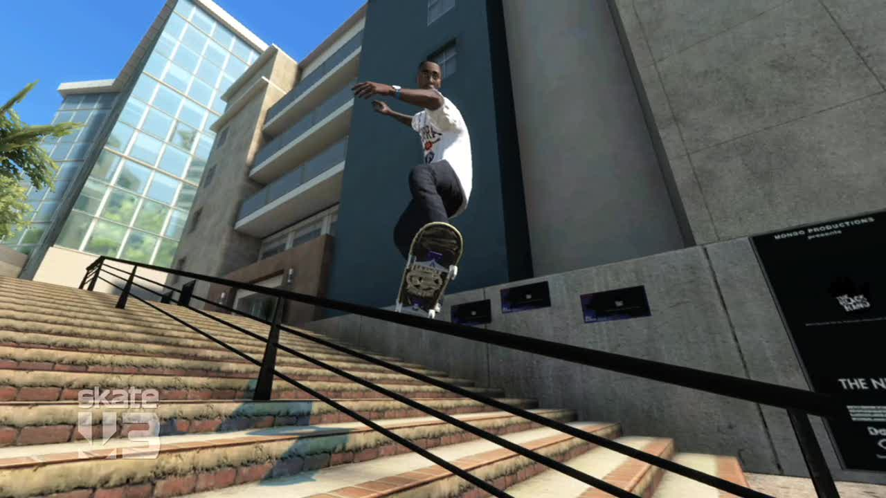 'Making the Game' Video | Skate 3
