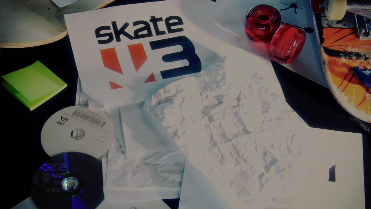 'Prodz Teamz' video | Skate 3