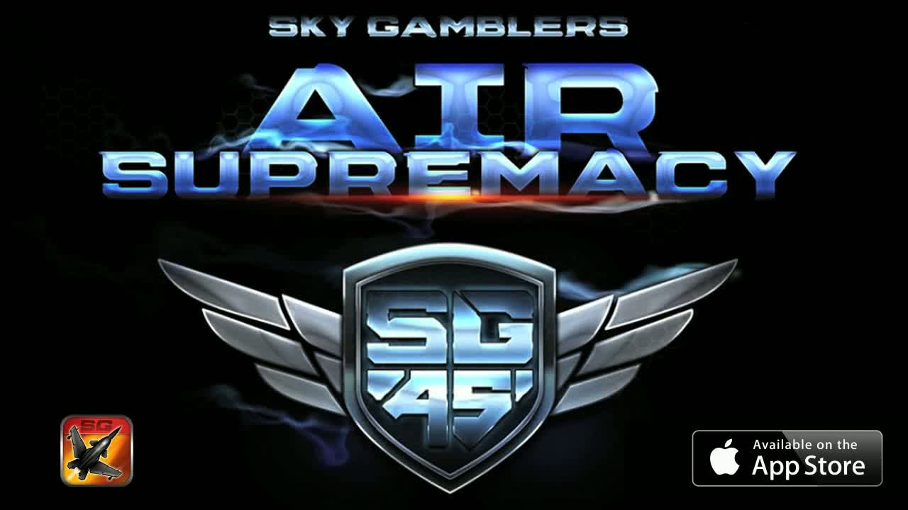 Sky Gamblers: Air Supremacy   Videos and Trailers