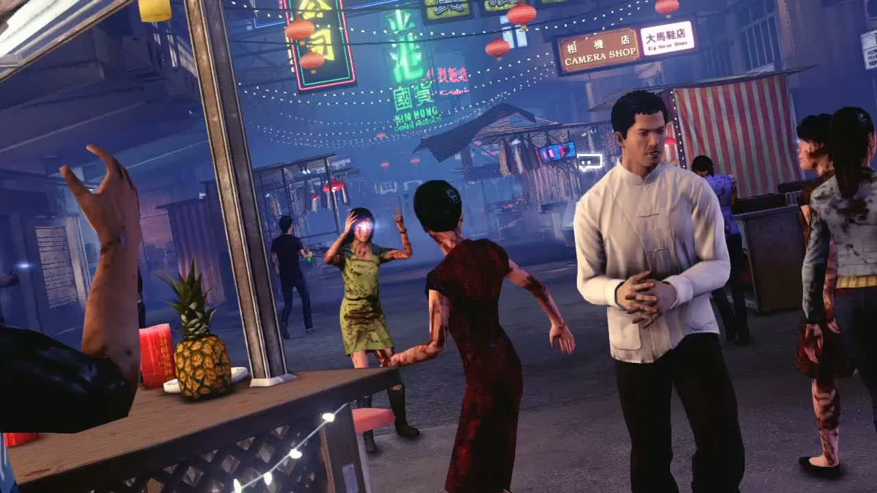 'Nightmare in North Point' Video | Sleeping Dogs