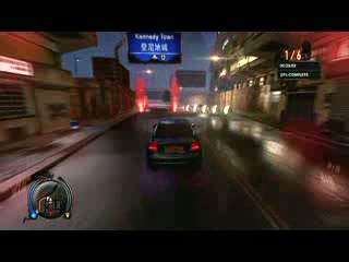 Races - Detour - Aberdeen  | Sleeping Dogs
