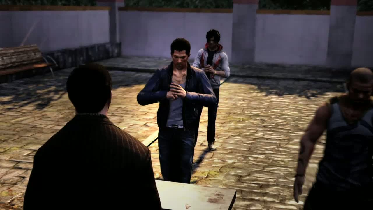 Police Investigation Walkthrough Trailer | Sleeping Dogs
