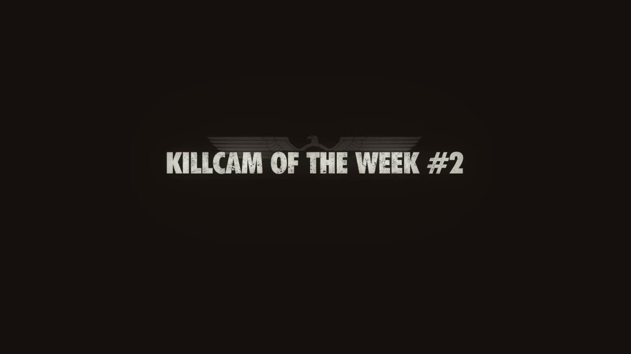 Killcam of the week #2 | Sniper Elite 2