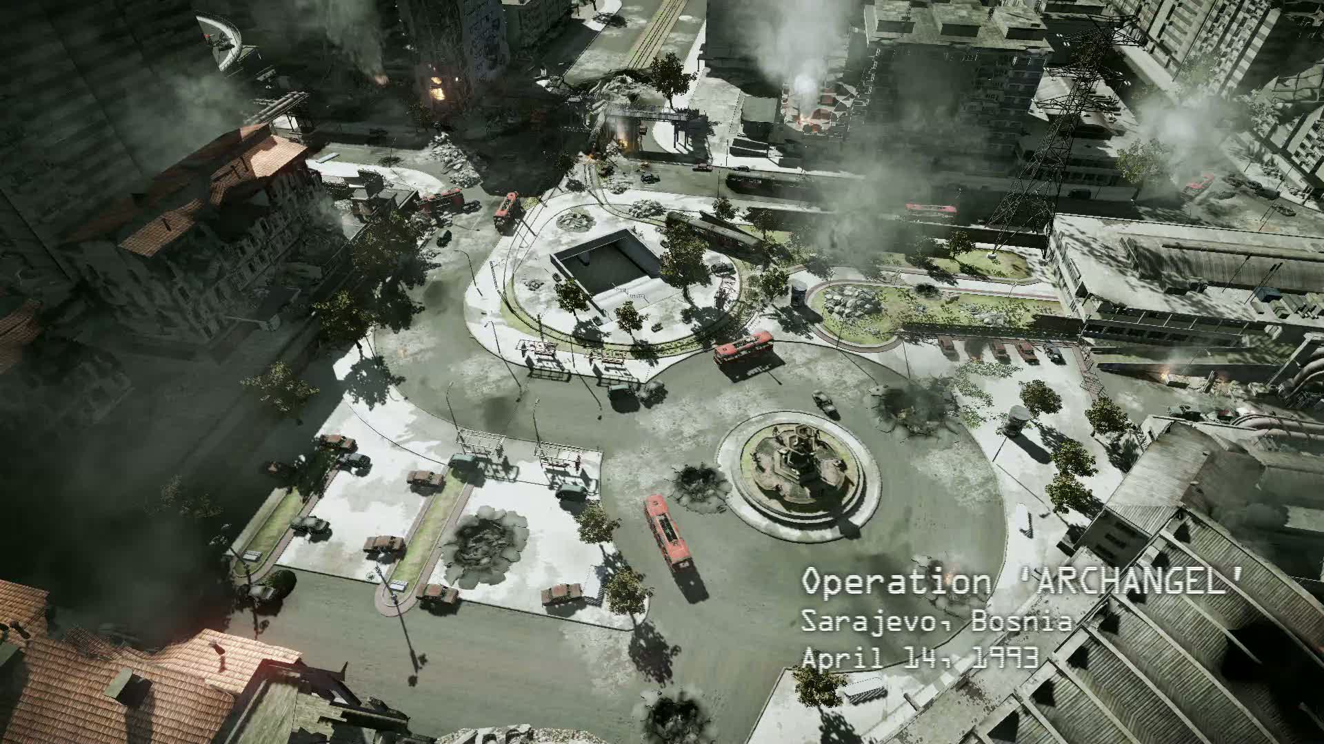 'Sarajevo Urban Combat' Trailer | Sniper: Ghost Warrior 2