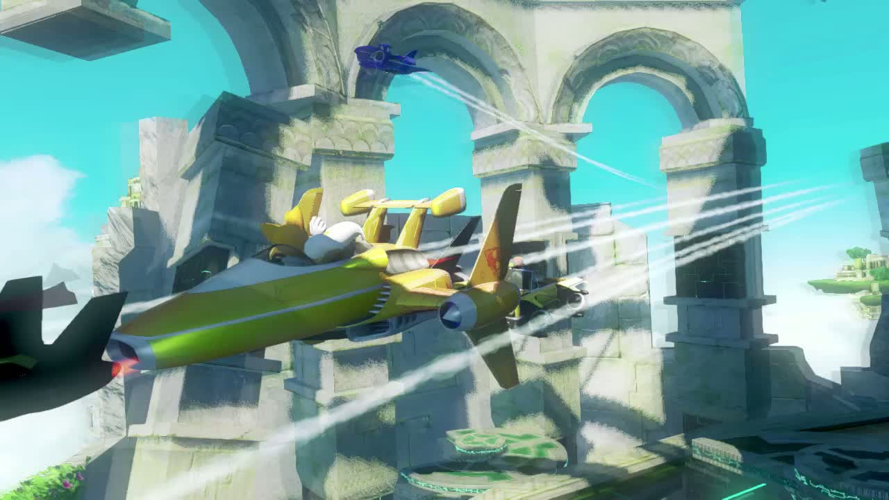 Sonic & All-Stars Racing Transformed  Videos and Trailers
