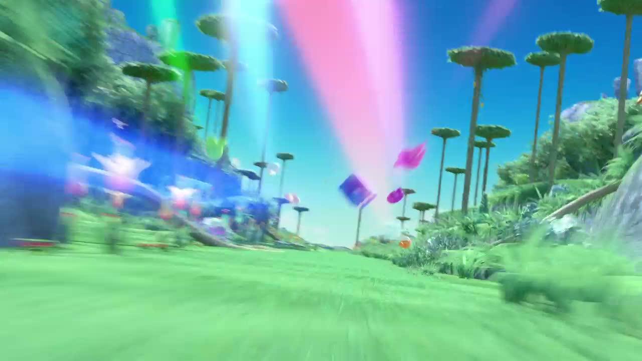 E3 Trailer | Sonic Colors