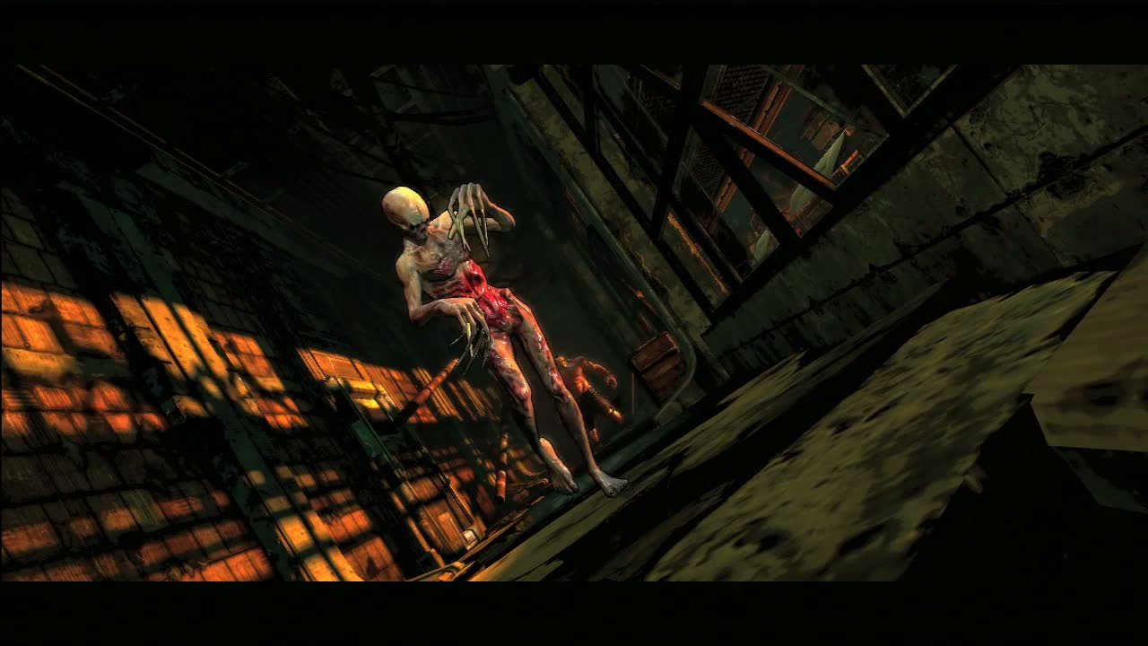 Gameplay Trailer #2 | Splatterhouse