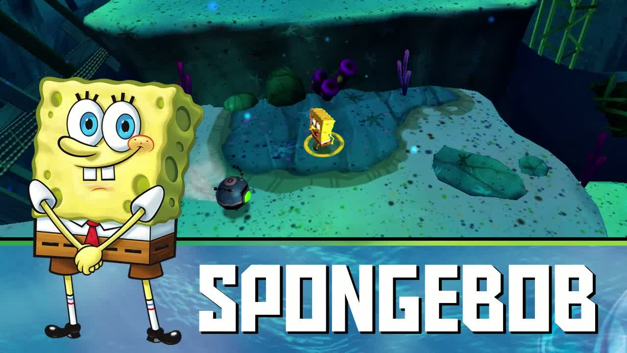Launch Trailer | Spongebob Squarepants: Plankton's Robotic Revenge