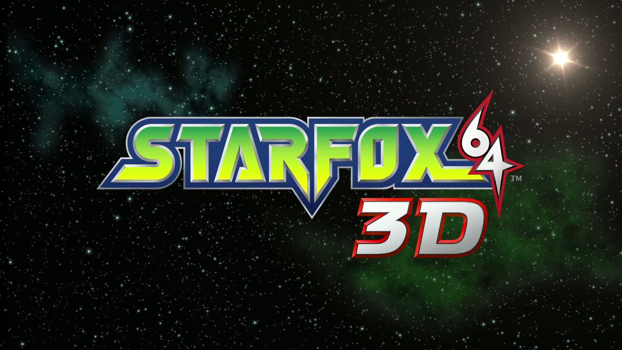 Comic Con 2011 Trailer | Star Fox 64 3D