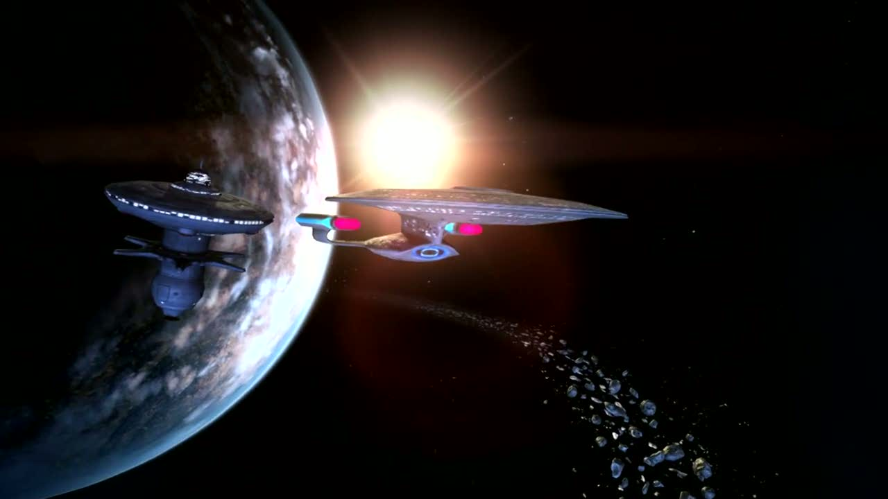 'Battle Scenes' Trailer | Star Trek - Infinite Space
