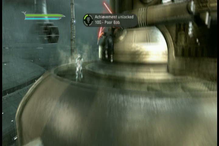 Poor Bob Achievement | Star Wars: The Force Unleashed 2
