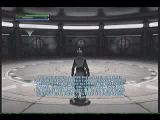 Training Room - Lightsaber Flourish Tutorial/Lightsaber Flourish | Star Wars: The Force Unleashed