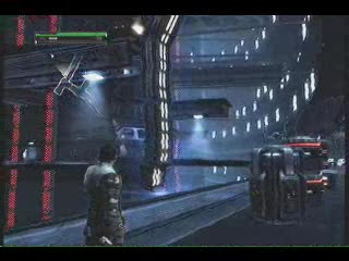 Tie Fighter Factory - Final Assembly Area | Star Wars: The Force Unleashed